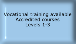 Vocational training available